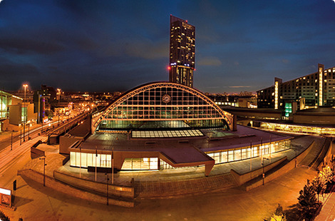 Manchester Central will host the European Nuclear Conference in December 2012