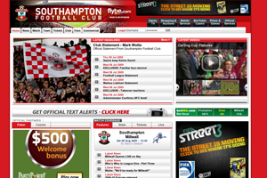 Southampton FC's home stadium rescued from financial collapse