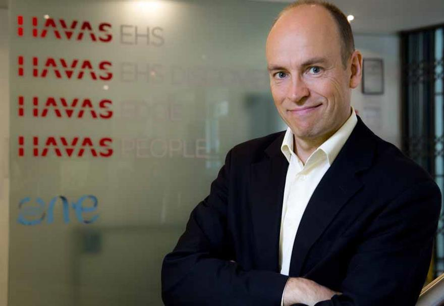 Havas People chief executive Rupert Grose shares business plans