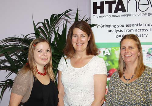The Horticultural Trades Association won Event of the Year in 2011