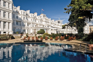Enter to win luxury Eastbourne trip for two