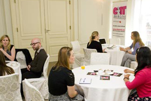 Event buyers attend C&IT Excellence Awards clinic at Brown's