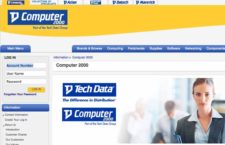 Computer 2000 is working with Maverick Solutions on events including a year-end party in February