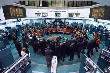 London Metal Exchange Week takes place in London 12-19 October 2012