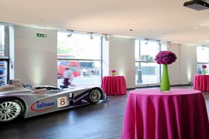 Audi Quattro rooms to showcase revamp