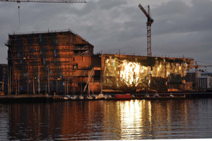 Harpa will open in May 2011