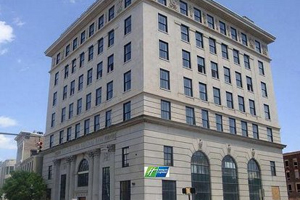 Holiday Inn Express Baltimore-Downtown opens