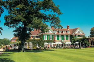 Chewton Glen: venue for the C&IT Corporate Forum on 2 and 3 November