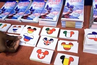Disneyland Paris: preparing for the VIPs
