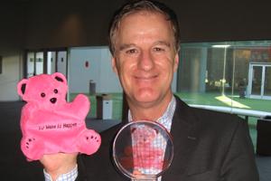 Rob Davidson: Ovation Global DMC's Most Huggable of 2009