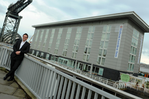 Hilton Garden Inn debuts in Glasgow