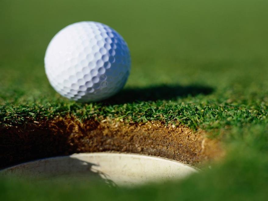 Meet England: golf campaign