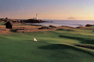 Turnberry golf resort reopens on the Open's first day of play