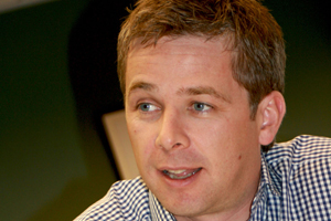 THA Group chief executive Darren Gilbert