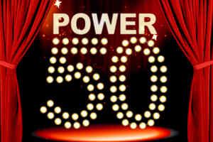 C&IT Power 50 - over 3,000 votes cast