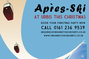The Finishing Touch targets corporate Christmas party market