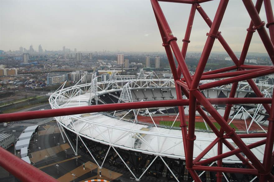 Arcelormittal Orbit, Olympic Park, London