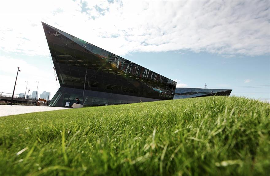 Siemens Crystal will host the Sustainable Events Summit 2013