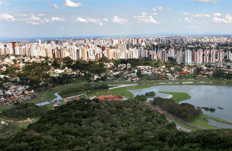 Marriott is opening hotels in Brazilian cities including Curitiba