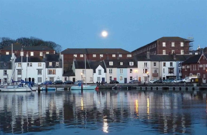 Weymouth is among areas covered in the Dorset County Council event venues framework