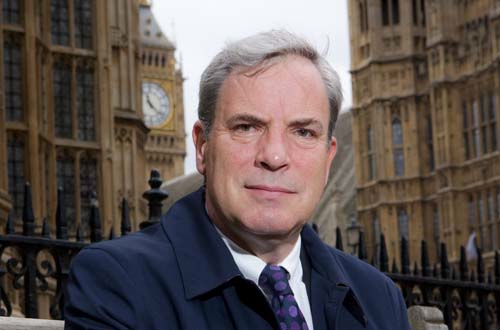 Eventia chairman Simon Hughes