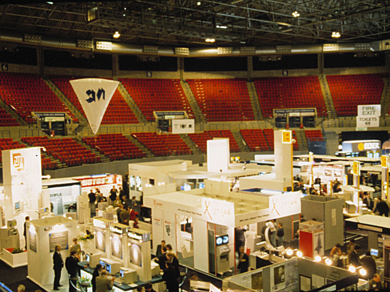 NEC Group: events business 'significantly down'