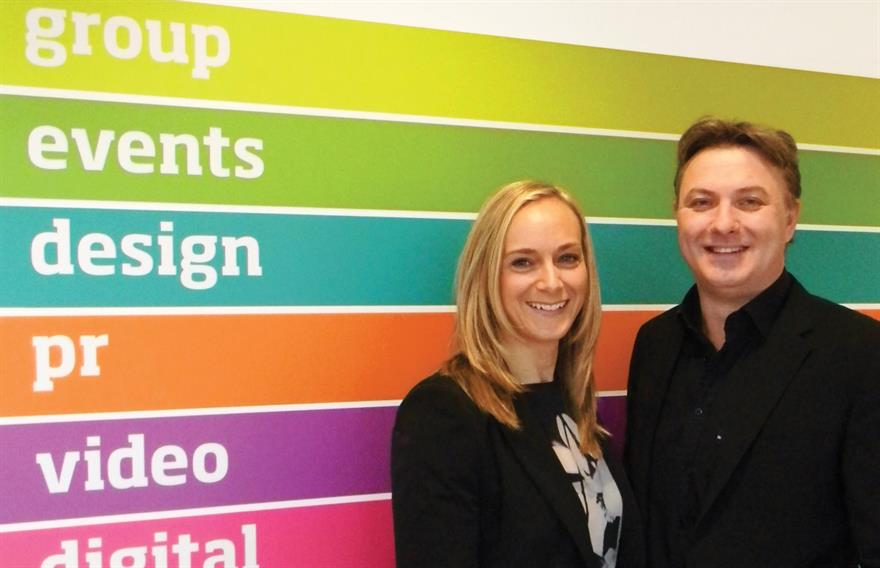 Fresh Group chief executive Julie Besbrode and chairman Nick Porter are positive following 32% growth in 2012