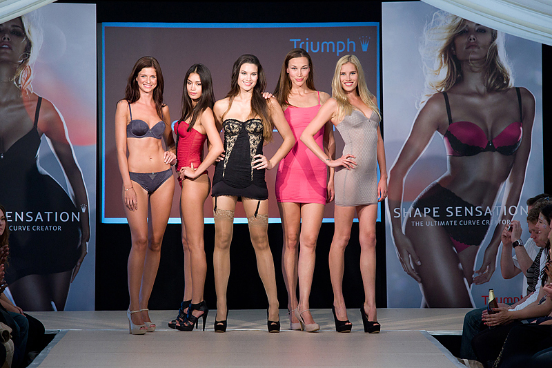 Planet Pursuits' staff event for lingerie brand Triumph
