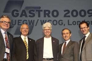 London hosts Gastro 2009 UEGW/WCOG
