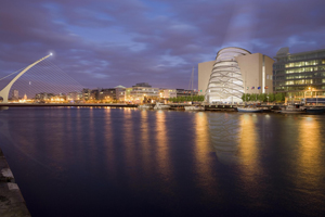 Convention Centre Dublin appoints Grass Roots