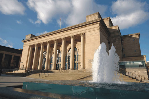 Sheffield City Hall is celebrating 80 years