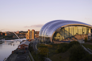 Newcastle Gateshead to host international conferences