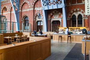 Nike and Britvic book events at refurbished Betjeman Arms