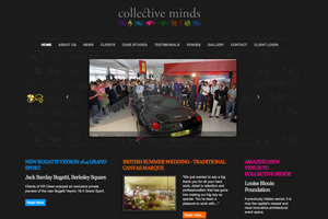 Collective Minds to open corporate event venue