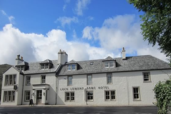 Loch Lomond Arms Hotel opens after £3m renovation