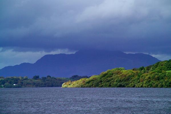 Loch Lomond: part of Hello Scotland's itinerary