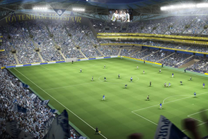 Tottenham plans stadium expansion