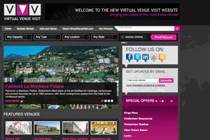 Virtualvenuevisit.com relaunches to align with C&IT