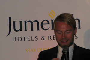 BCD Travel and Barclays among winners at Jumeirah awards