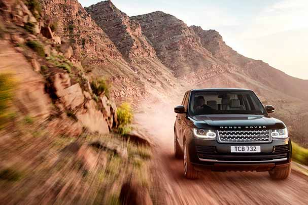 5,000 dealers are attending Range Rover events in Morocco