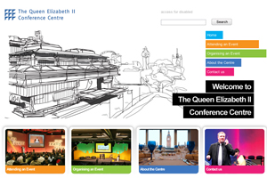 Queen Elizabeth II Conference Centre: chosen to host International Association of Homes and Services for the Ageing 8th International Conference