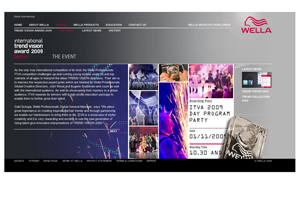 Wella Professionals International Trend Vision Awards