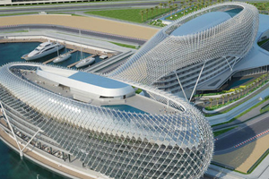 Yas Hotel opens in Abu Dhabi
