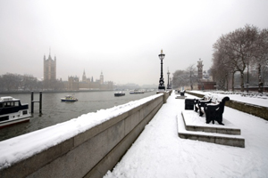 UK events prepare for disruption following snowfall