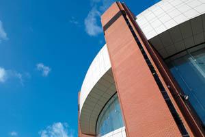 Harrogate International Centre £15m development weeks from completion