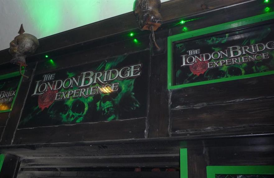 London Bridge Experience appoints Seasoned Events