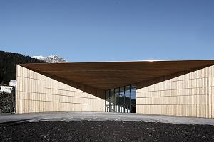 Davos Congress Centre reopens