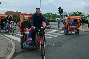 MIND 2011 delegates enjoyed Copenhagen`s activities