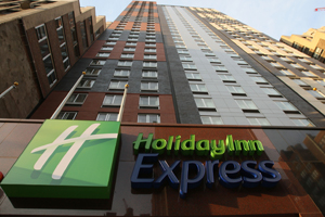 Holiday Inn Express New York City Times Square reopens