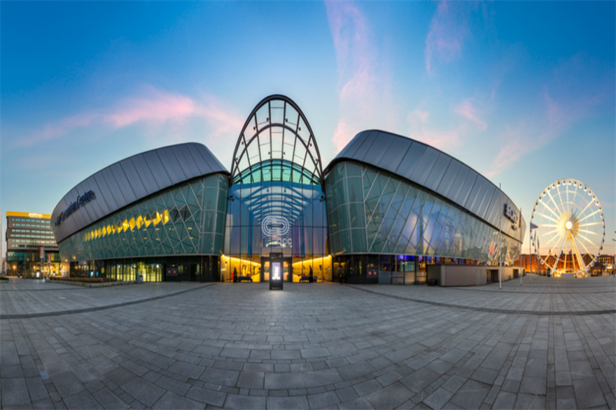 ACC Liverpool: bolstering credentials for medical conferences